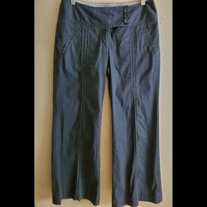 Eleveneses Anthropologie Wide Leg Trousers Pants
